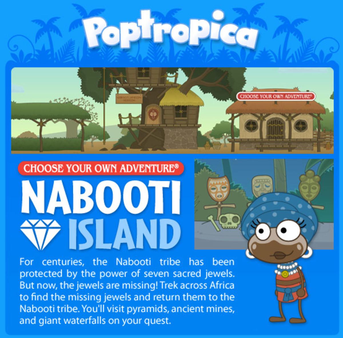 Nabooti Island