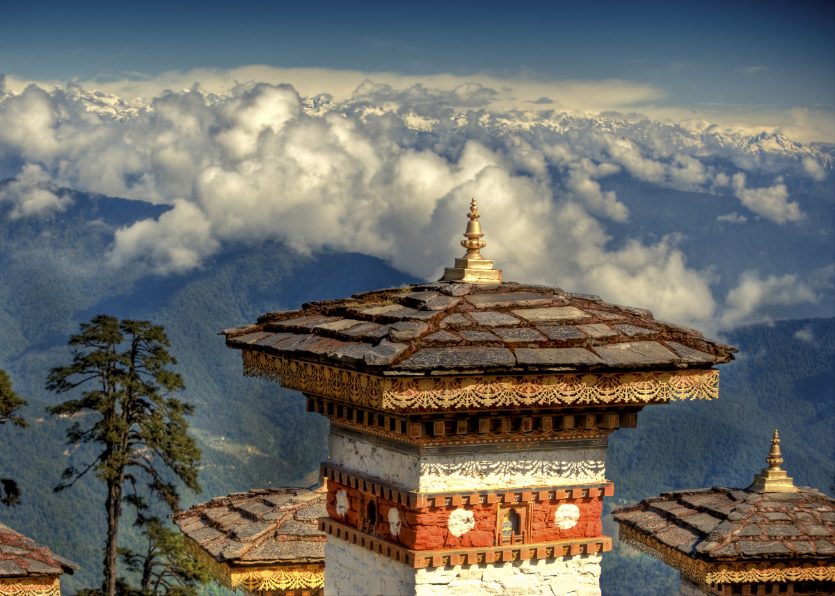 Bhutan Travel: Sightseeing in the Himalayas