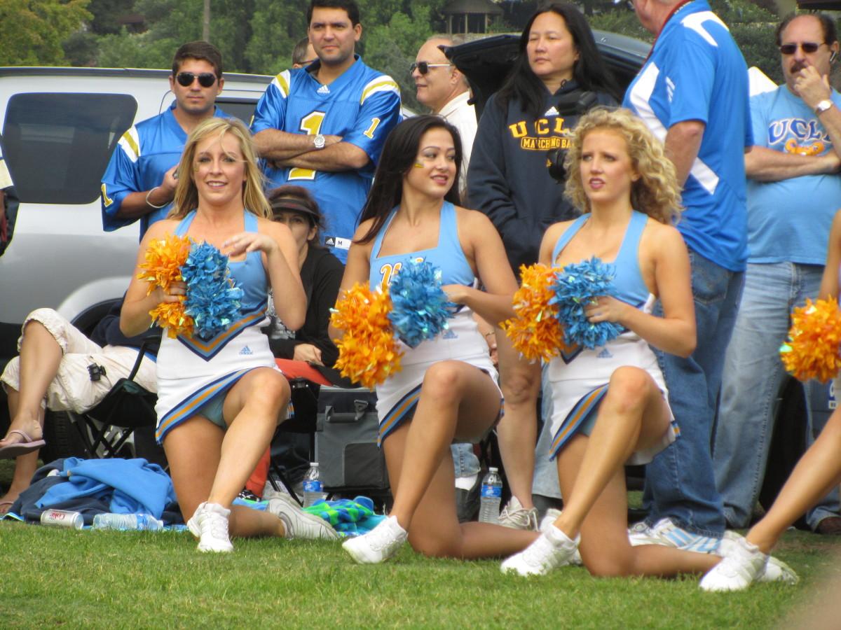 UCLA Spirit Squad