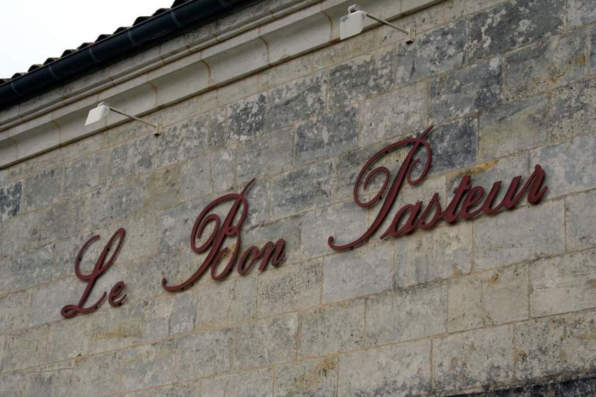 Château Le Bon Pasteur in Pomerol