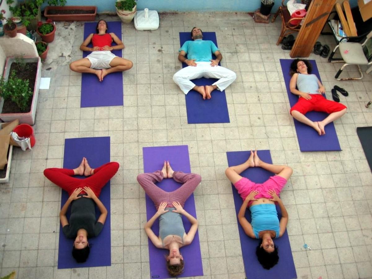 yoga-supplies-mats-clothes-props-bags