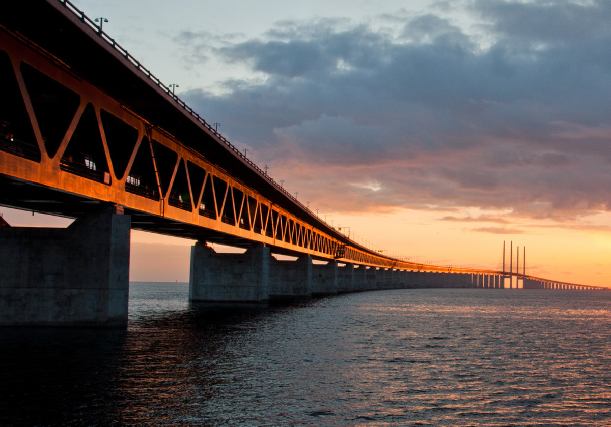 The Øresund Bridge