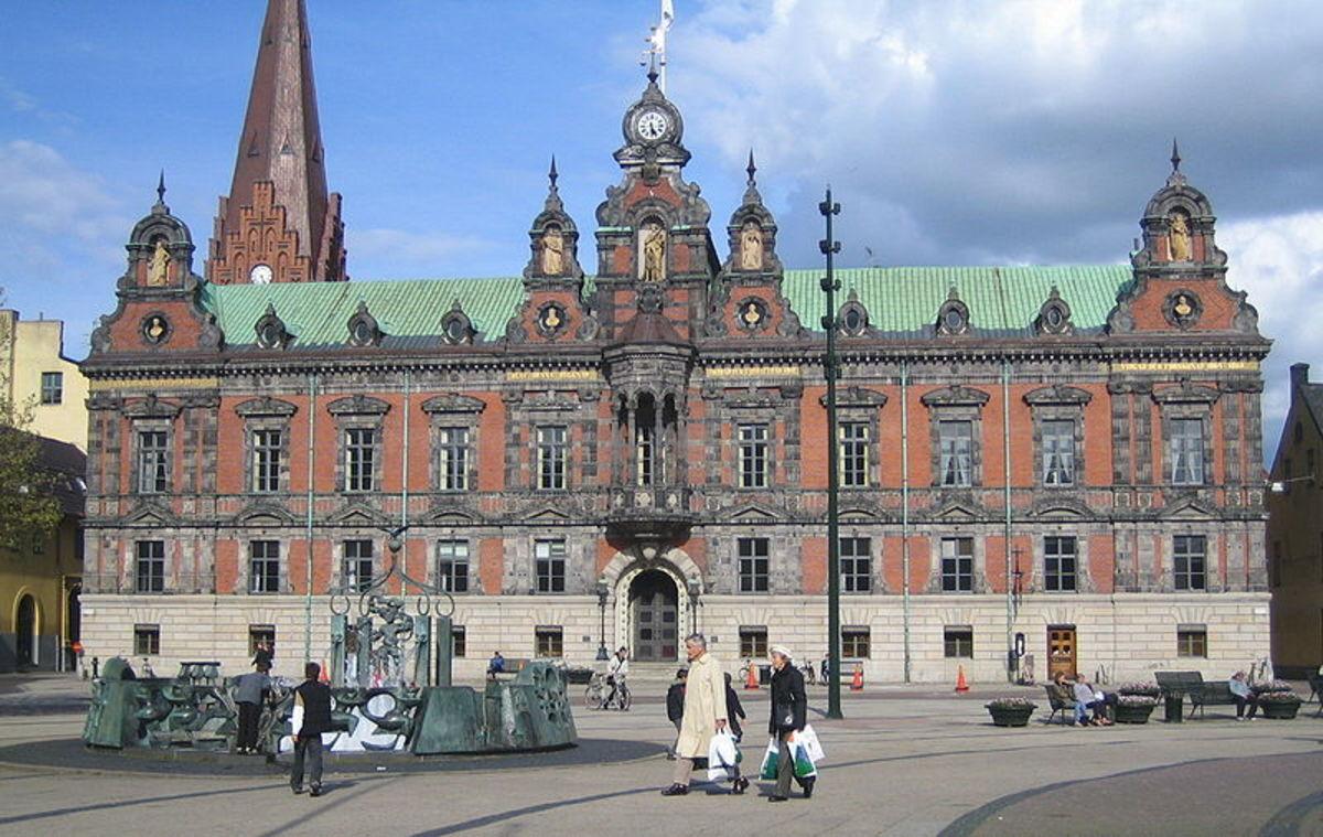 Malmö's city hall