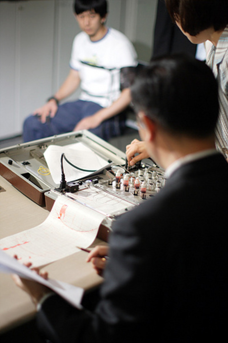 There are strict laws surrounding polygraph tests.
