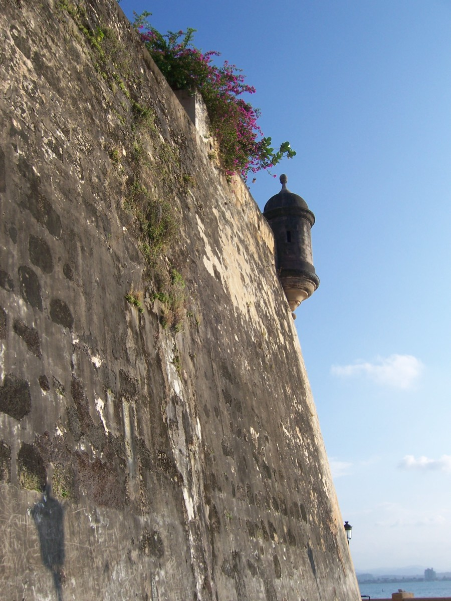 The City Wall, Old San Juan