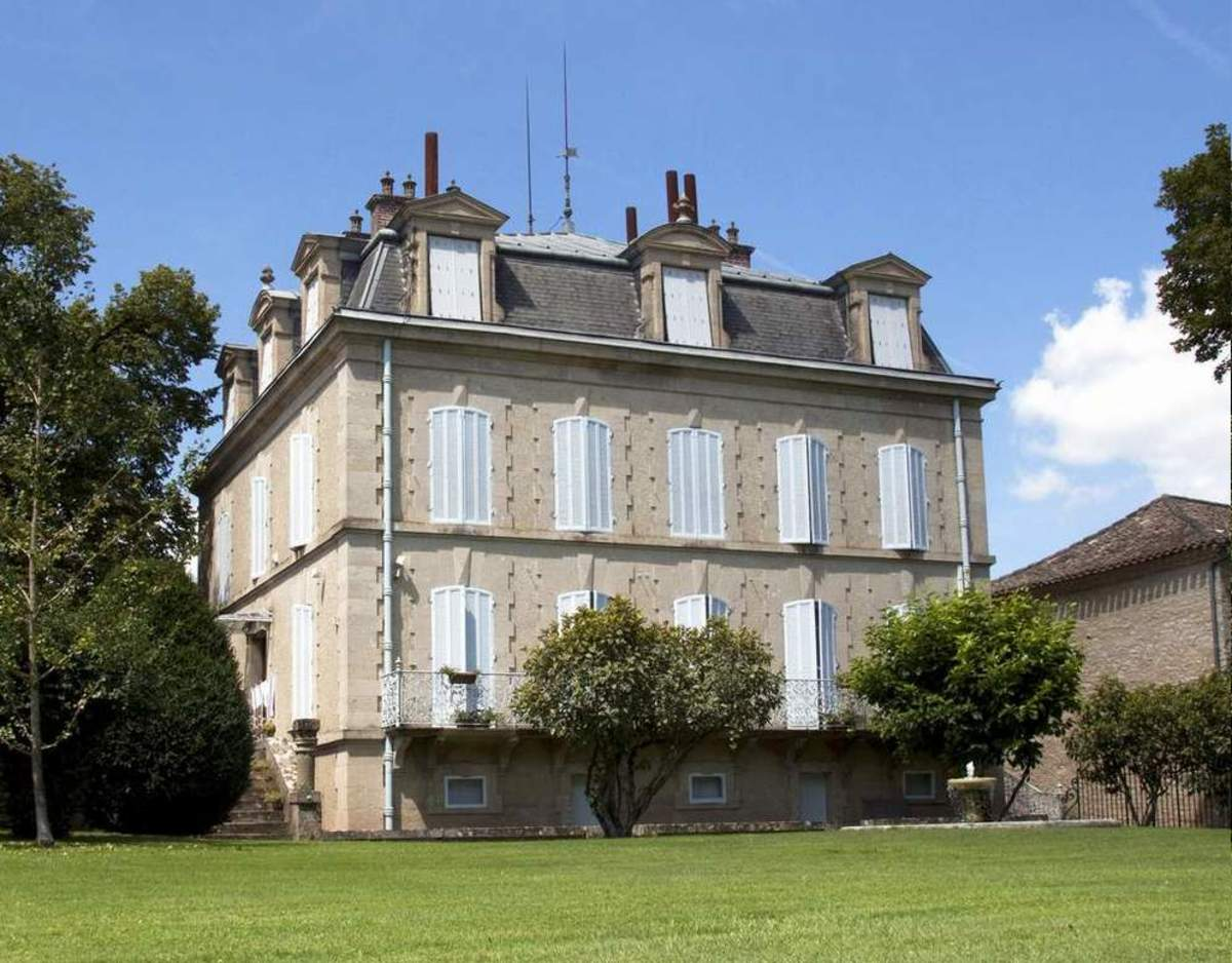A country house in France