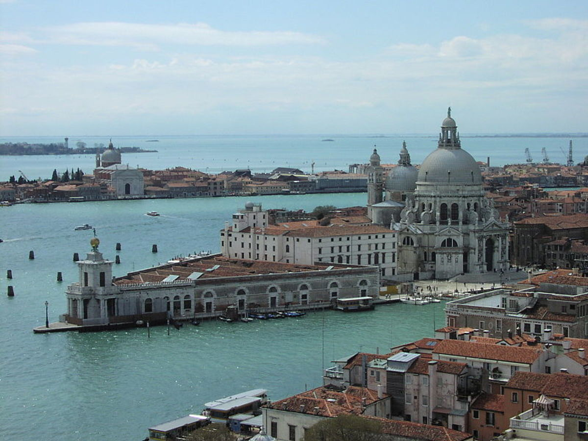 Many people come to Italy each year to take in the beautiful scenery and some decide to stay.