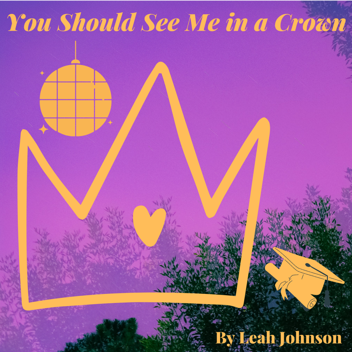"""""""You Should See Me in a Crown"""" by Leah Johnson tells the story of a young woman with a big dream and a little problem."""