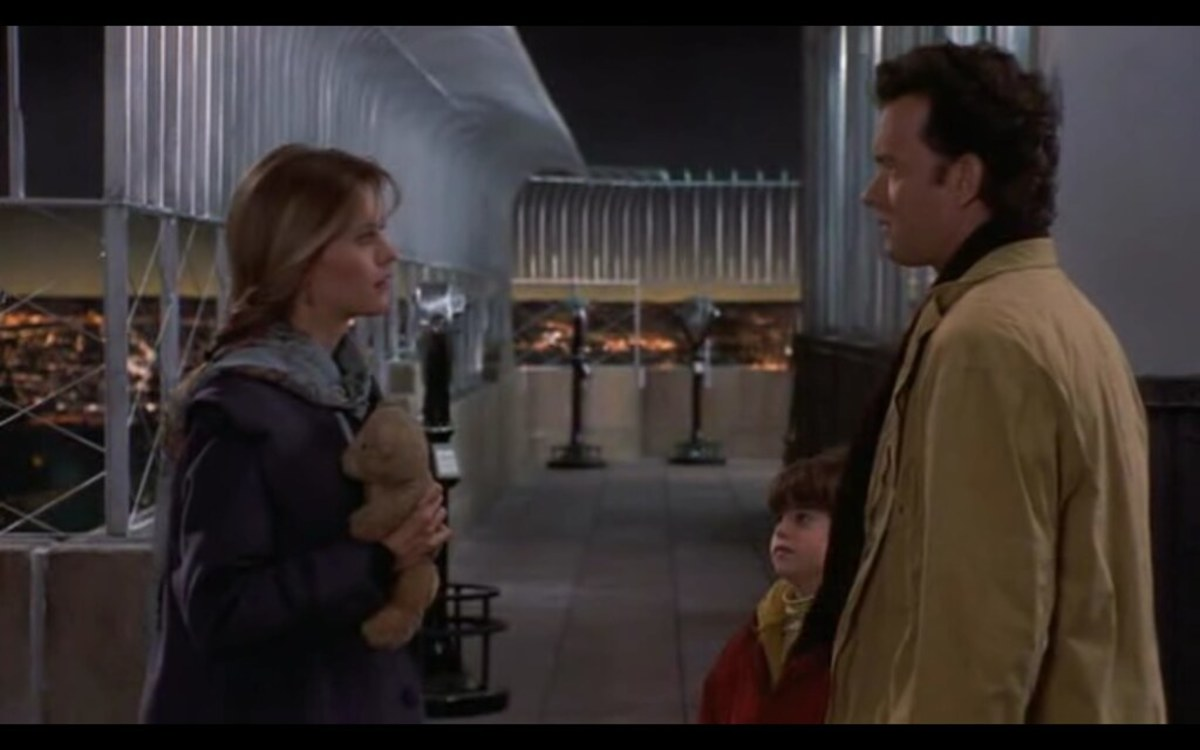 Annie sets out to meet the man she loves on Valentine's Day at the top of the empire state building.