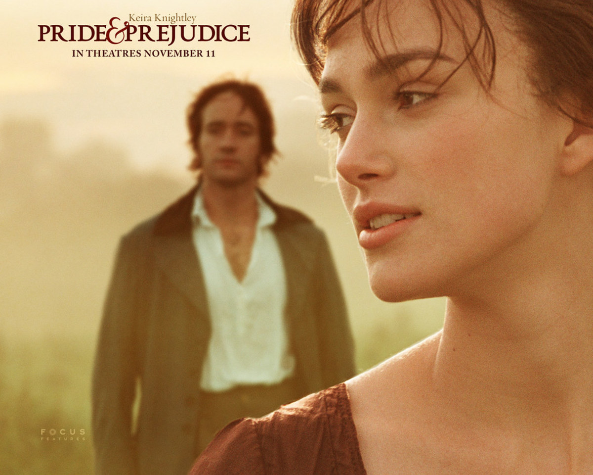 Jane Austen's Pride and Prejudice is an endearing story of love, that has been thought of as the blue print for modern romantic comedies.