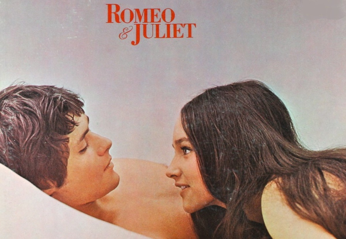 A tragic story of star crossed lovers! Romeo and Juliet will leave the viewer heartbroken.