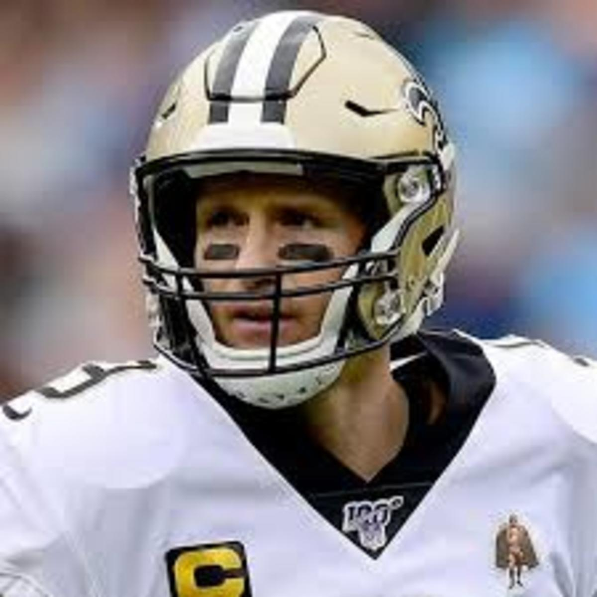 Drew Brees has been the captain and QB of the Saints for what seems like forever. All good things must come to an end.