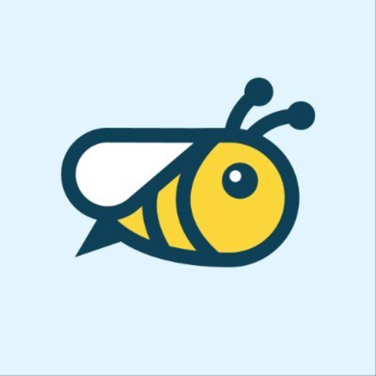 I give you: the bee, honeybee