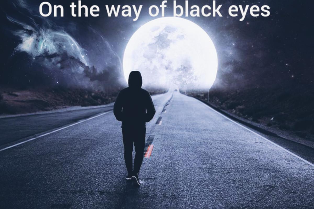 Looking for Black Eyes Way