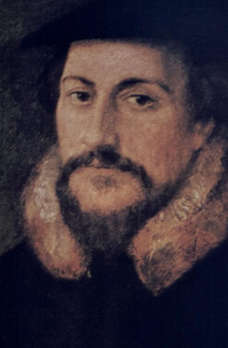 A YOUNG JOHN CALVIN