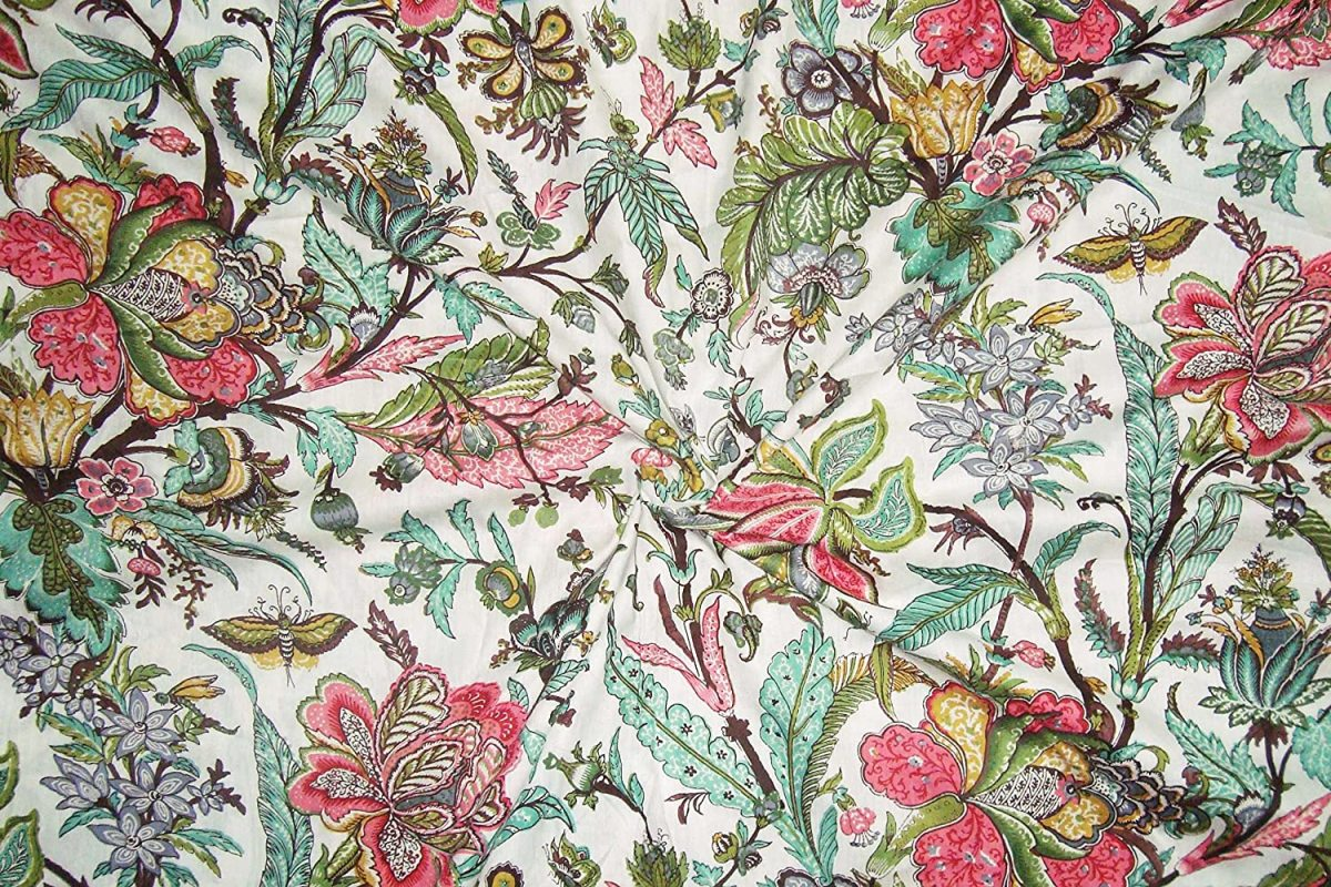 Block Printing, Types of Blocks, and How to Block Print Fabric