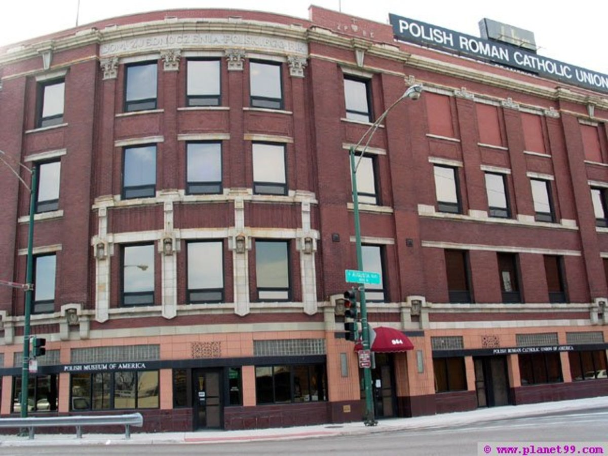 The Polish Museum of America is one of the oldest and largest ethnic museums in the United States.