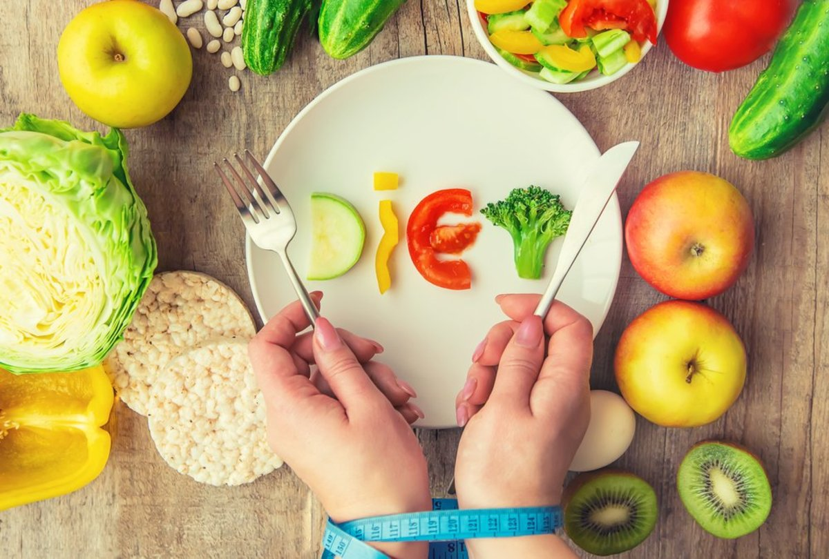 How to Maintain Good Health with Proper Diet and Nutrition