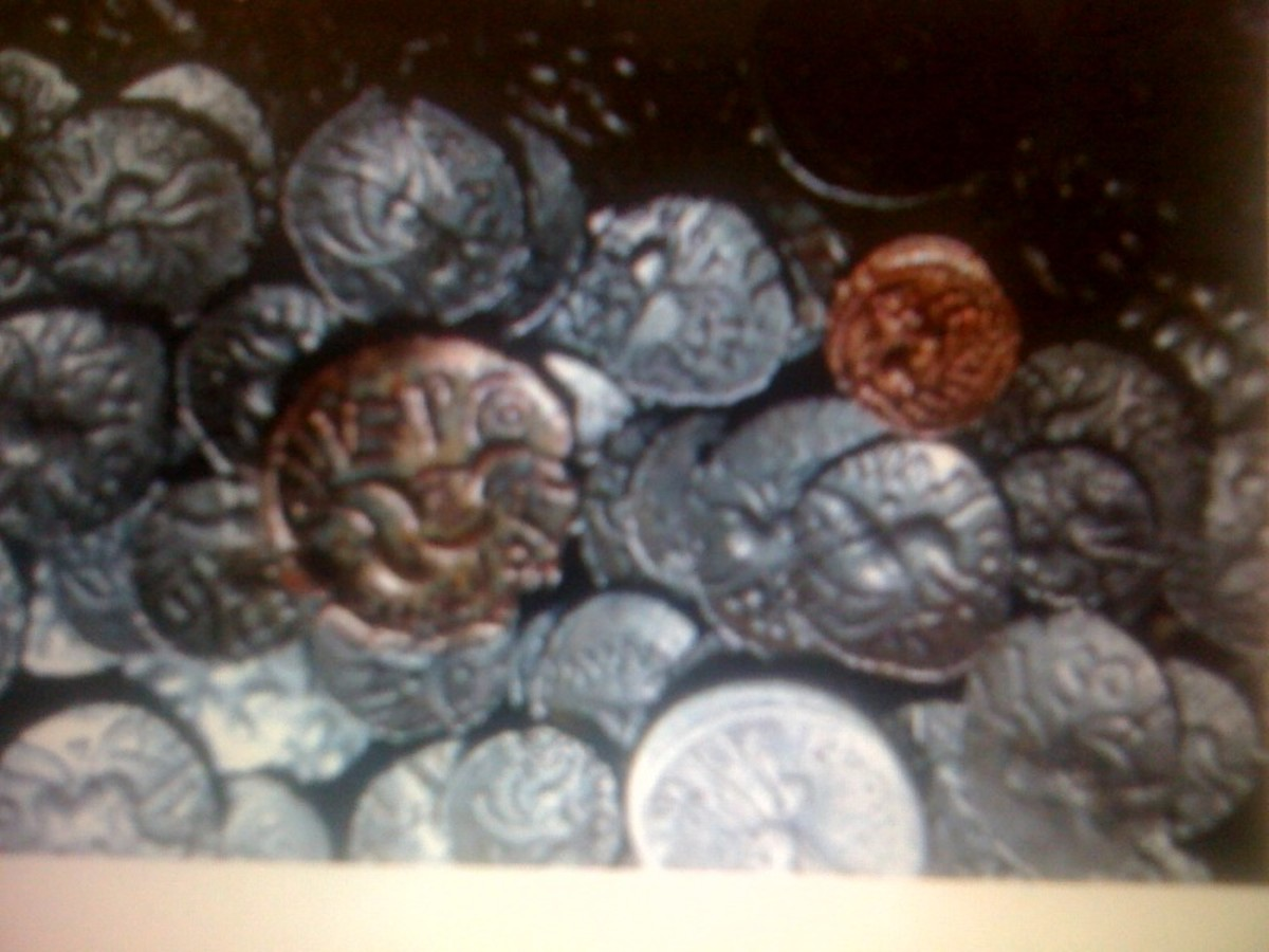 An example of a Viking Hoard