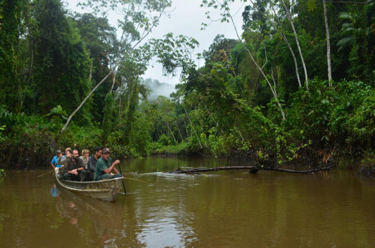 Guyana Burro Burro River Trip
