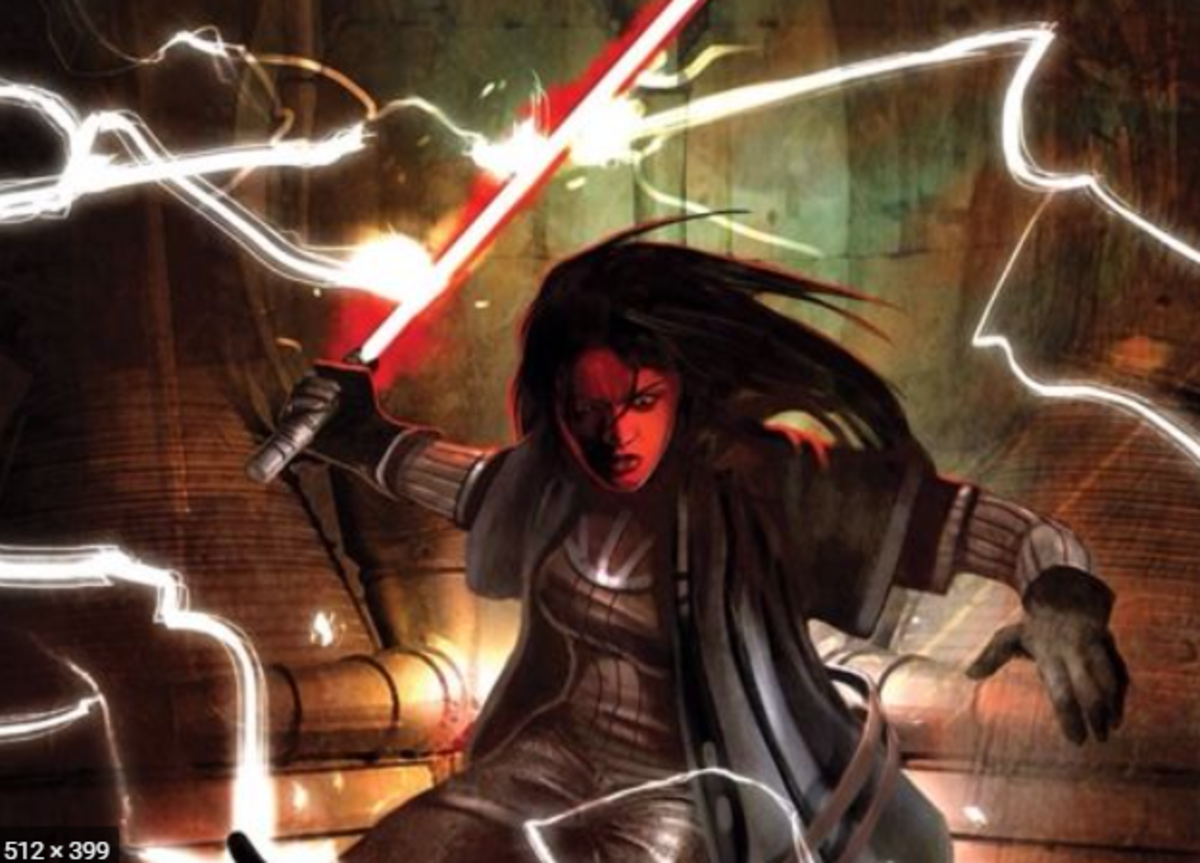 Top 17 Best Looking Female Sith Ladies of All Time