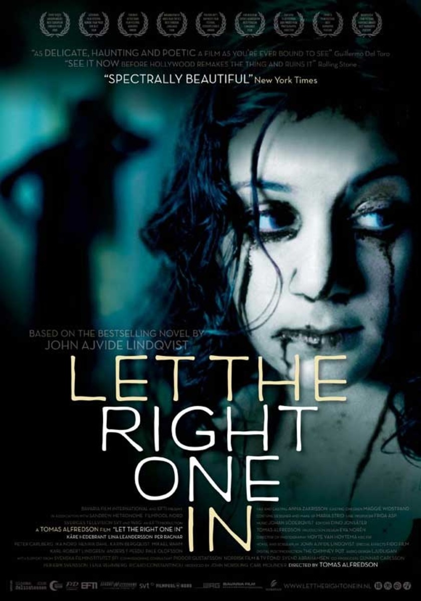 Let the Right One in 2008 is a Swedish Language World Cinema must-see film.