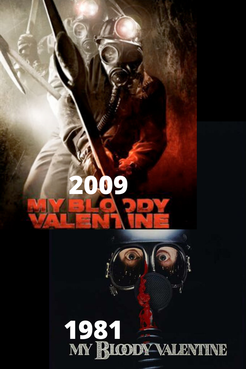 My Bloody Valentine 2009 & 1981 from Lionsgate and Paramount Pictures