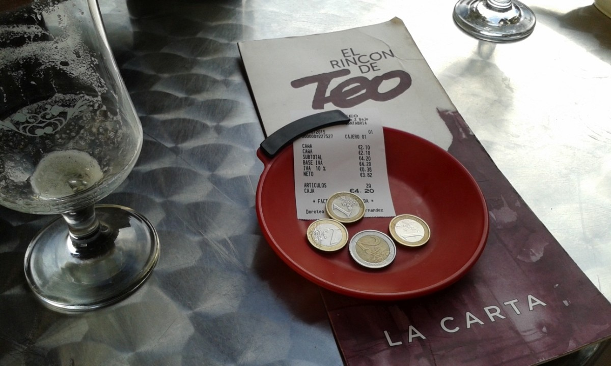 Leaving a tip is often perceived as an insult in Japan.
