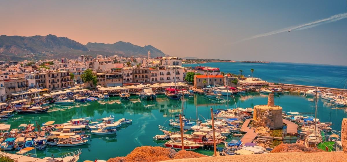 Kyrenia/Girne, Cyprus