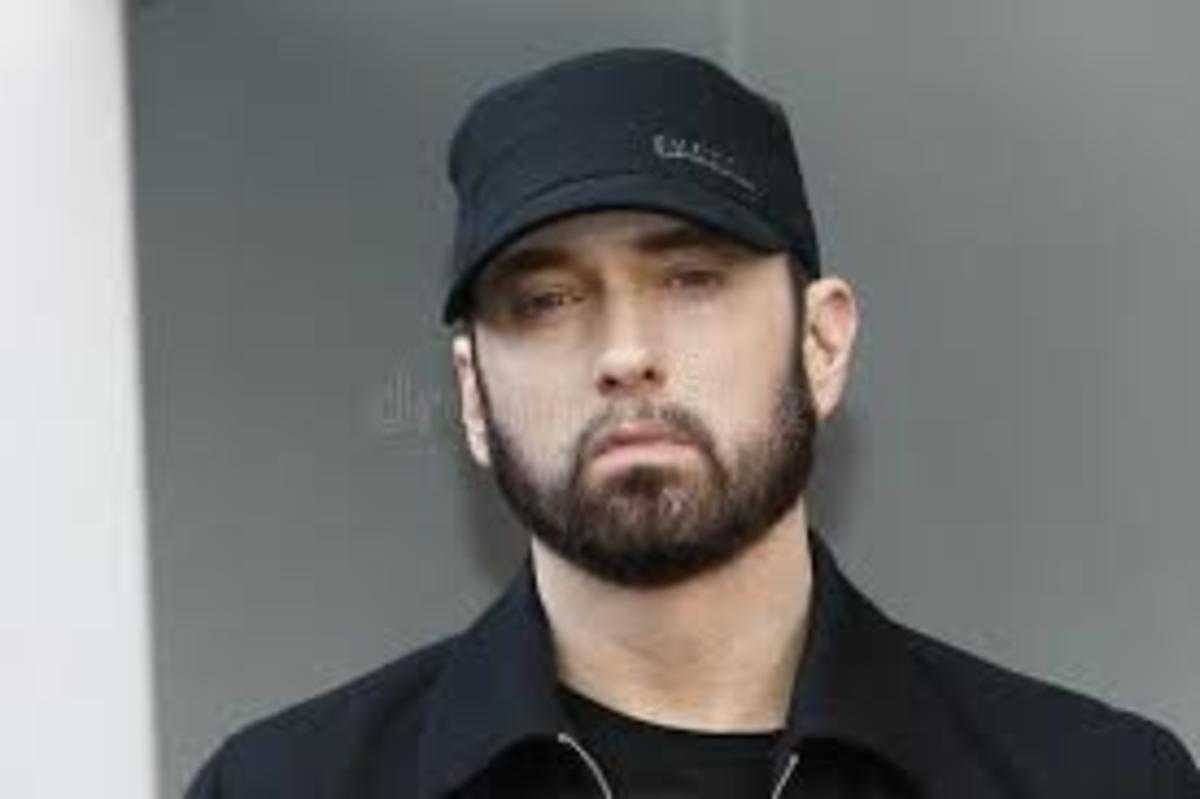 Rapper Eminem Biography