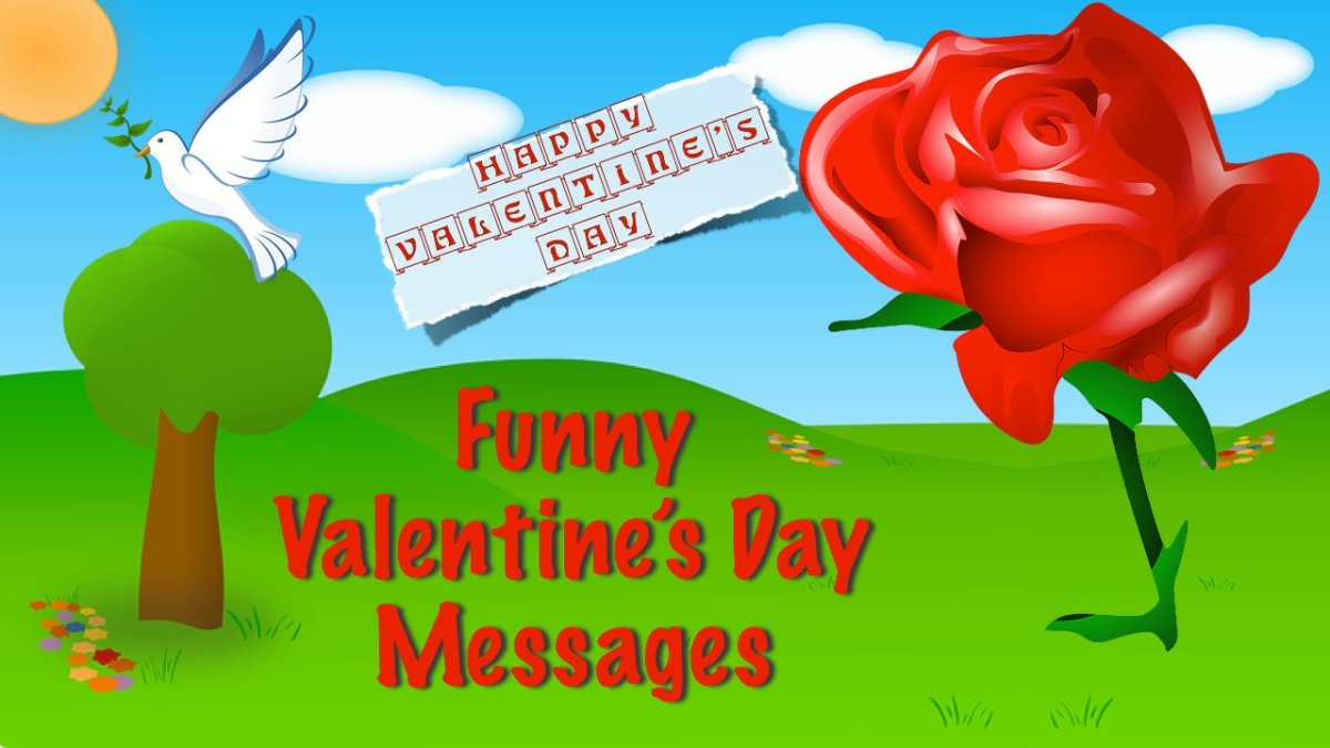 Funny Rhyming Love Poems / Extended Quotes for the Valentine's Day, What to write in Valentine's Day Greetings