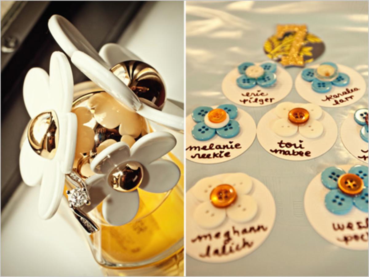 button-wedding-theme-ideas