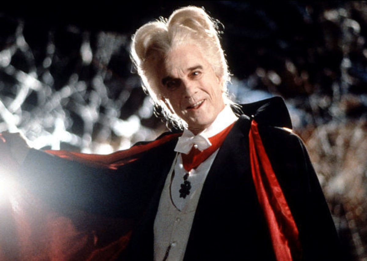 There was never before and will never be another Dracula like Leslie Nielsen.