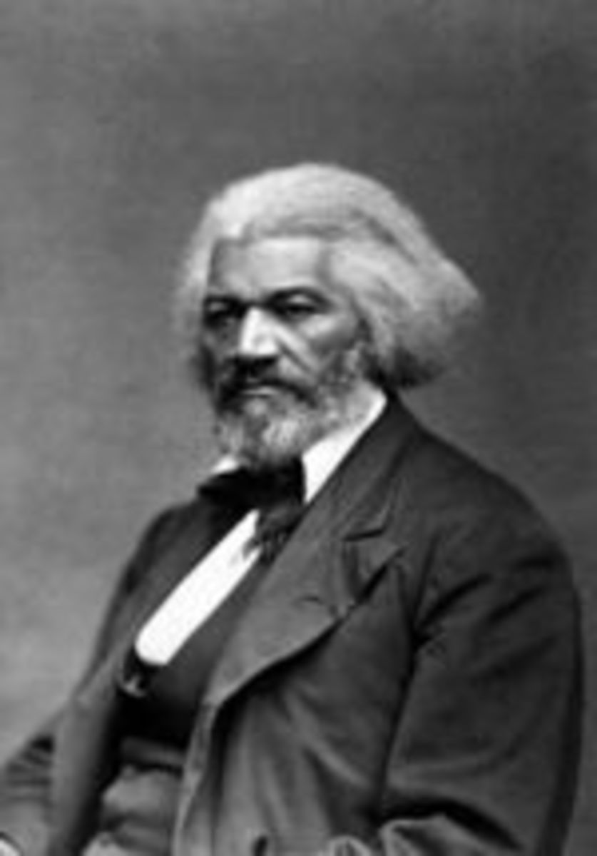 """Truth comes to us from the past, then, like gold washed down from the mountains.""  Frederick Douglass"