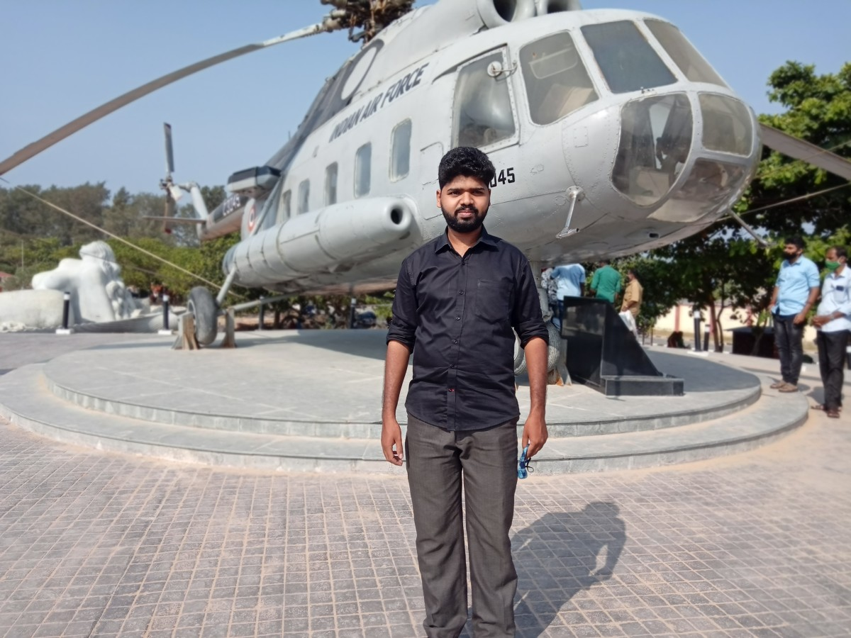 Pic of Mi-8 Helicopter