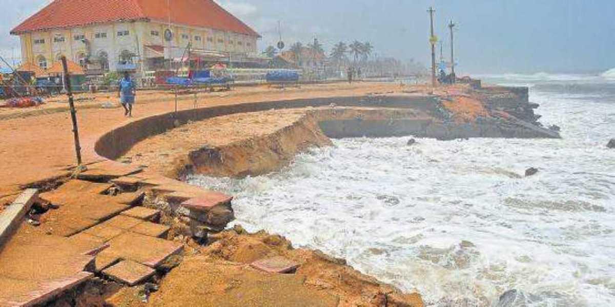 Pic of Shankumugham Beach