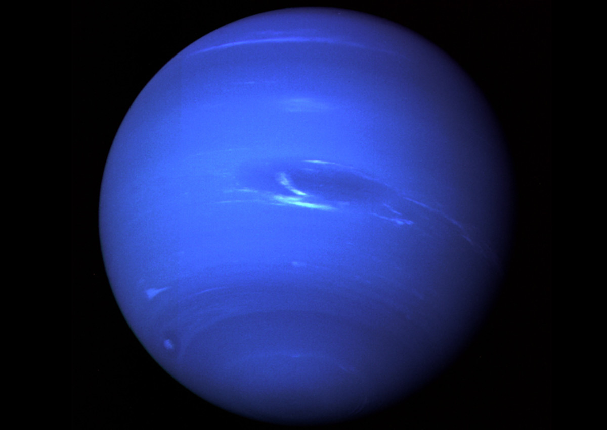 Top Ten Facts About Neptune