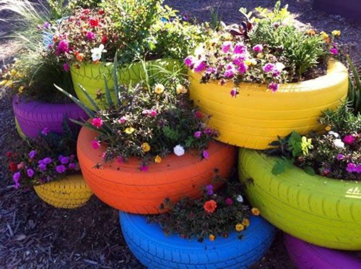 tire-planter-ideas