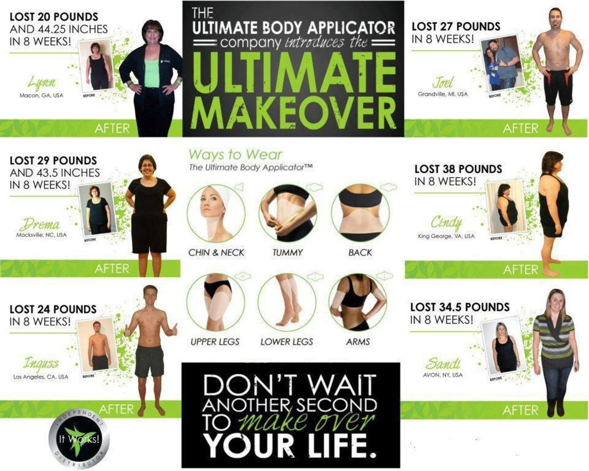 Can a Skinny Wrap Really Make You Skinny? Consider These Alternatives