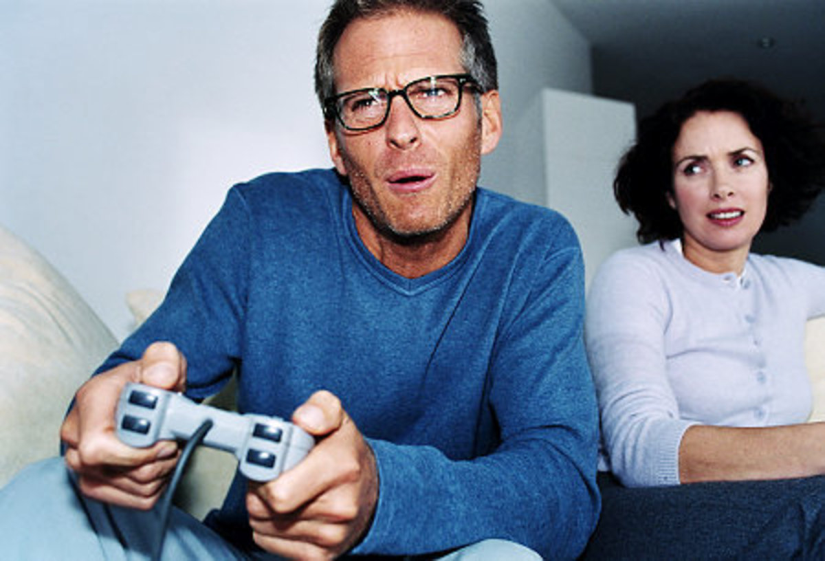 Being Married to a Gamer
