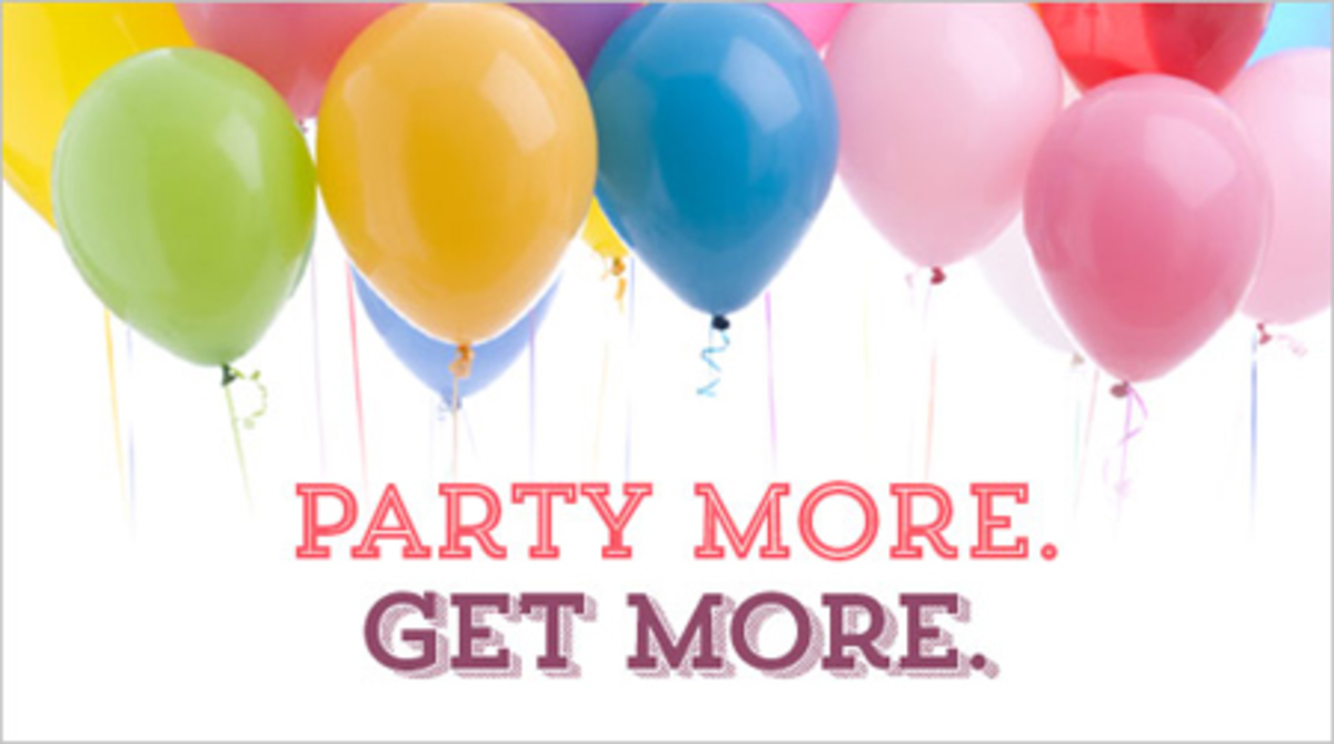 Online Direct Sales Parties