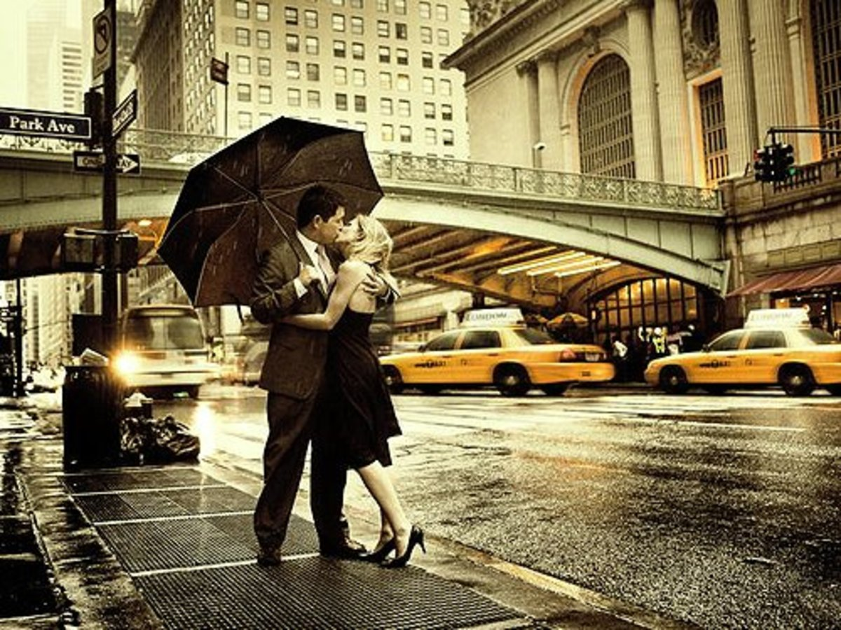 Romance in New York City