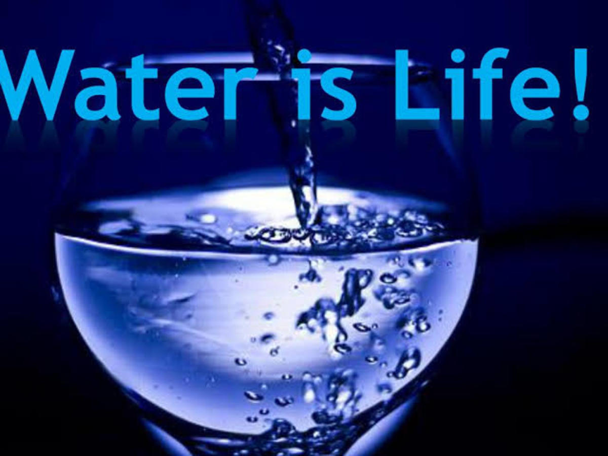 How Water Helps You Maintain A Good Healthy Body