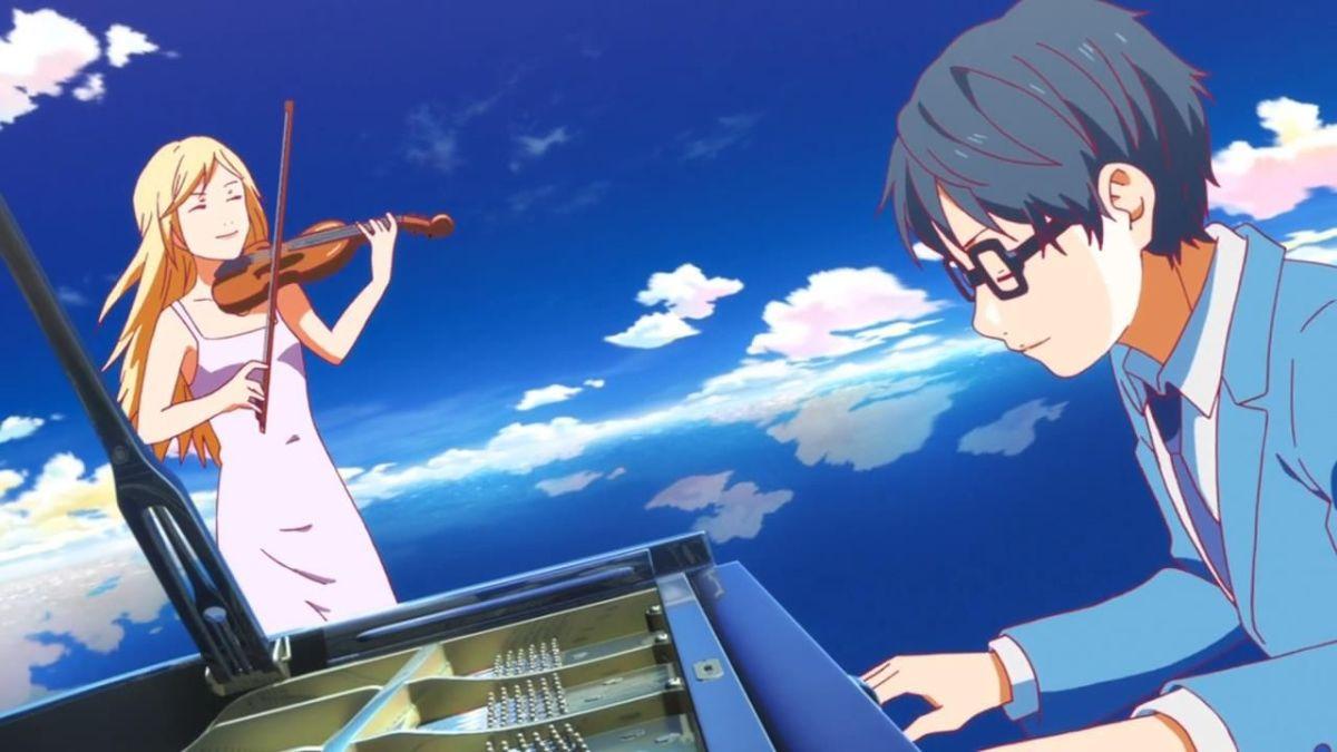 Arima and Kaori