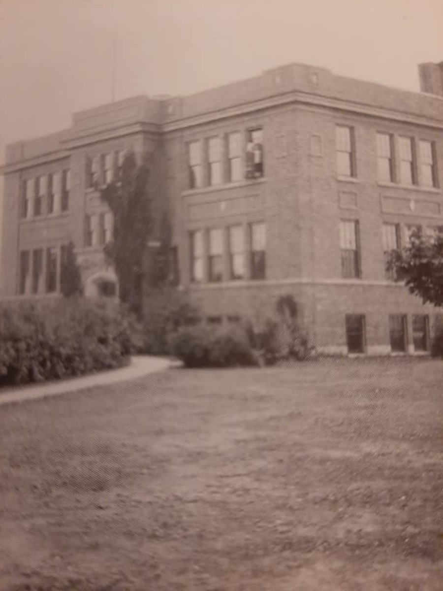 Racine County Agricultural School at Rochester