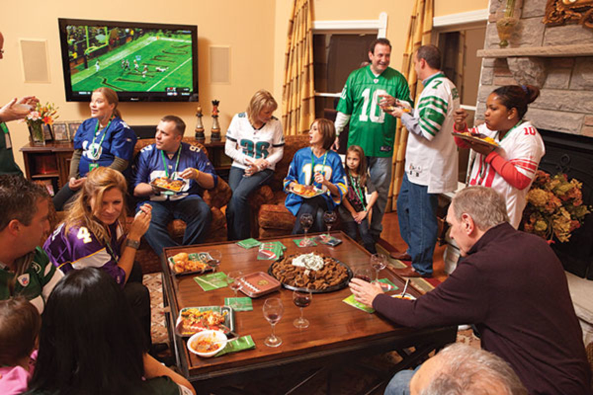 Top 10 Reasons Why Pro Football Should be Banned From Network TV