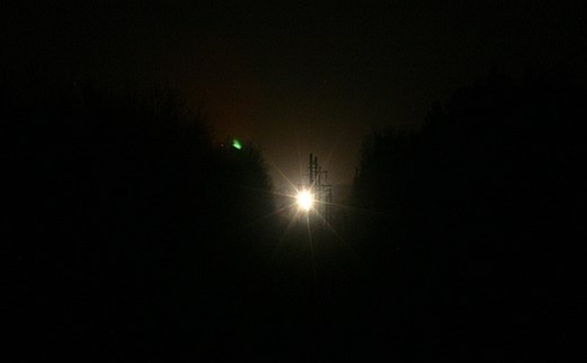 The Paulding Light: An Unexplained Spectacle