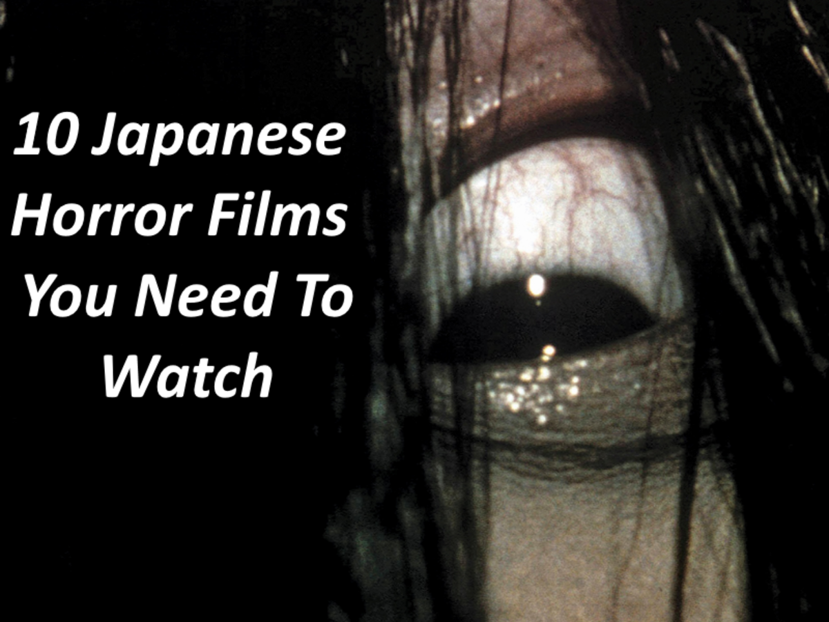 10 Japanese Horror Films You Need to Watch
