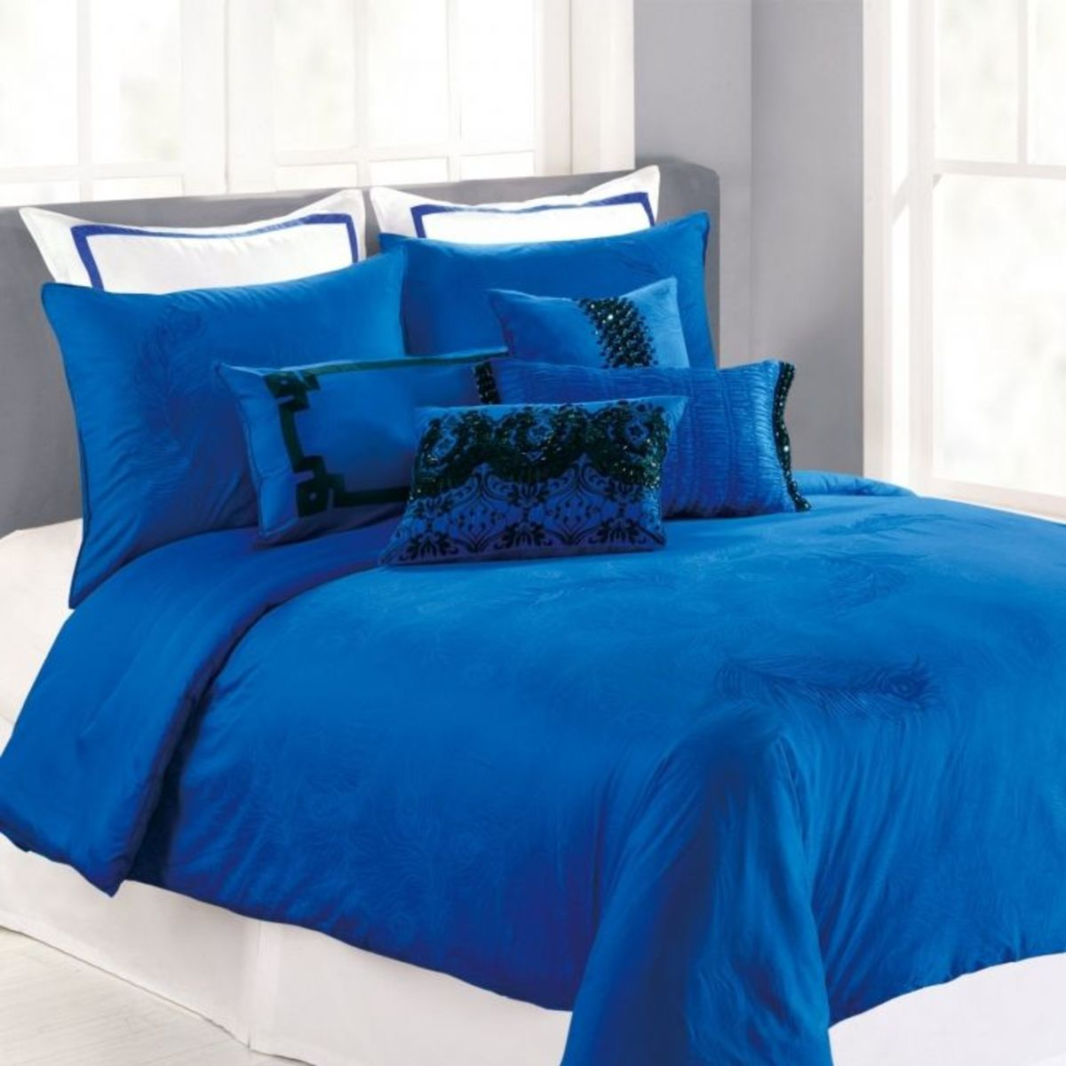 Cobalt Blue Bedding & Comforter Sets
