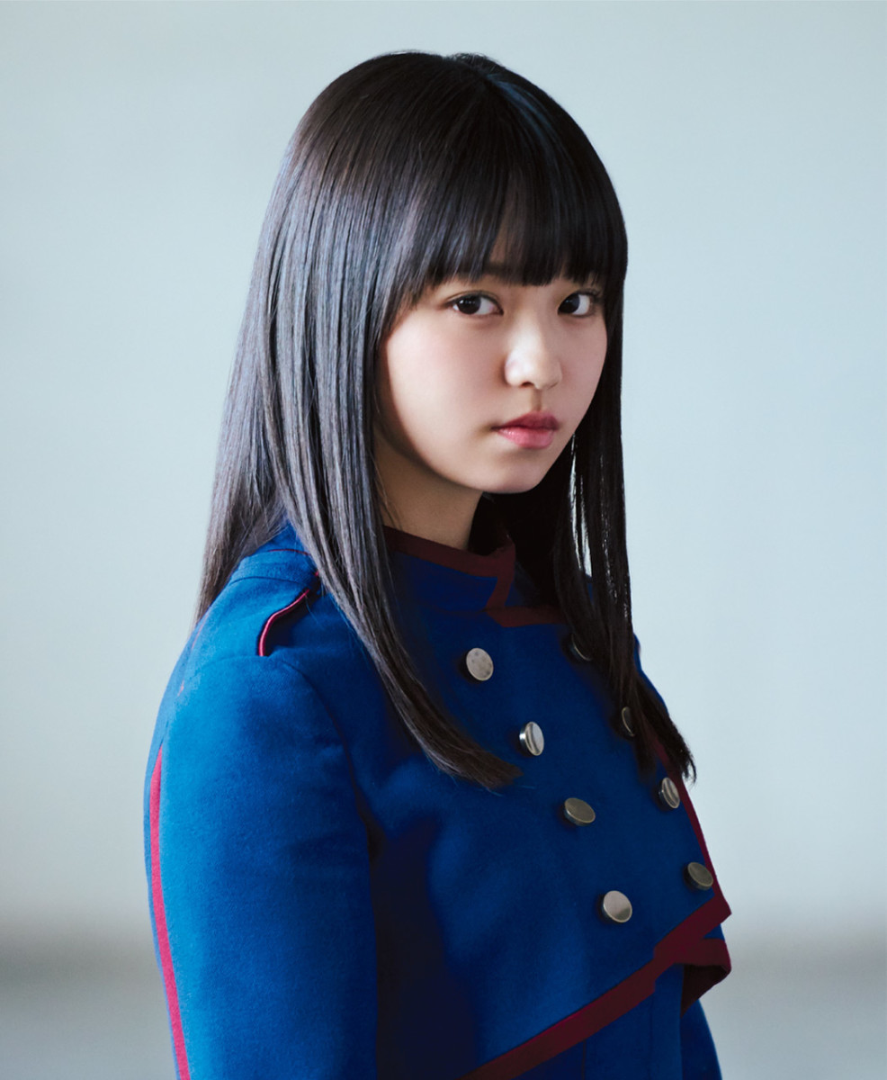 Yui Imaizumi during the promotion of the single called Fukyouwaon. That's just the way tht the song's name is spelled.